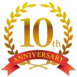 結婚相談所開設10周年記念